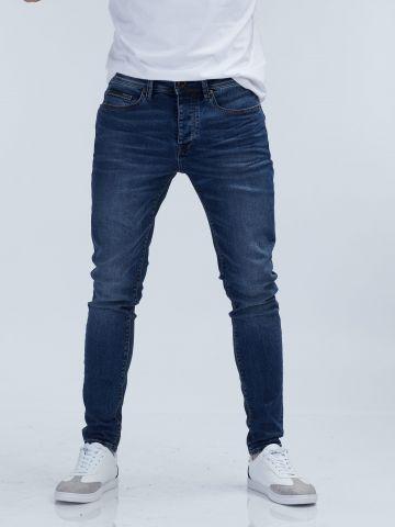 MARTIN ג'ינס סקיני כחול בינוני