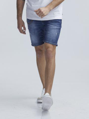 מכנסי ג'ינס סלים פיט