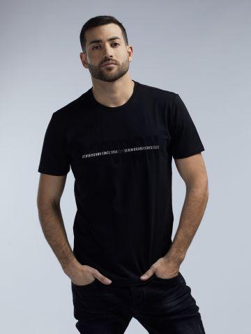 חולצת טי LONDON קז'ואל
