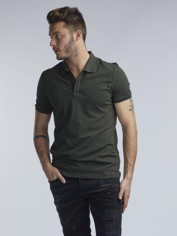 חולצת פולו בייסיק קז'ואל