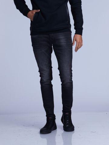 MARTIN ג'ינס שחור הדוק חתיכי