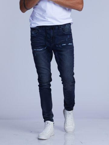 JOGG COLIN ג'ינס משוחרר עם קרעים