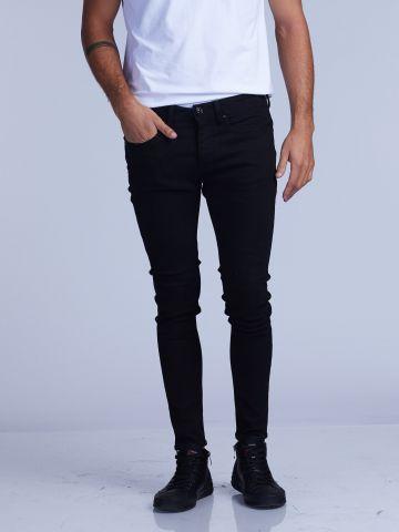 LAD ג'ינס שחור סופר סקיני