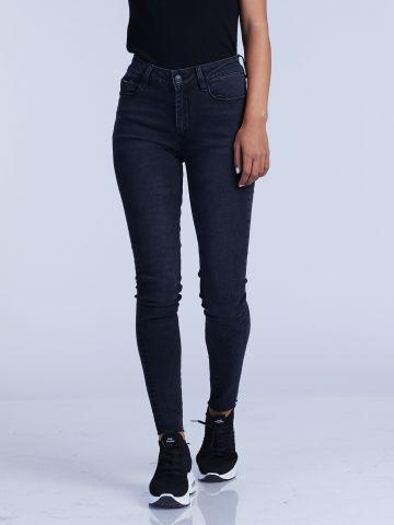 ג'ינס בגזרה נמוכה SUPER RAVE