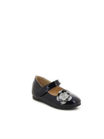 נעלי בובה קישוט פרח