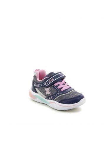 נעלי ספורט פנסים עם פרפר