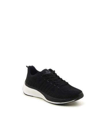 נעלי ספורט ג'וגינג במראה סרוג
