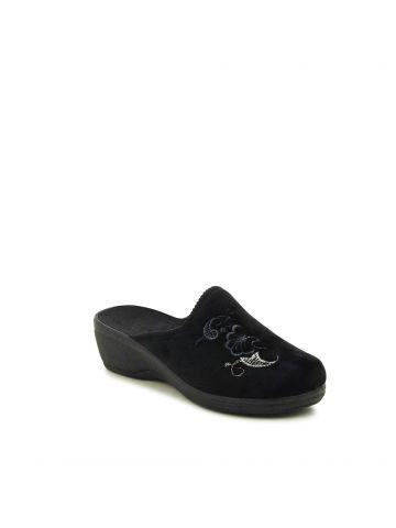 נעלי בית רוקי עם רקמה