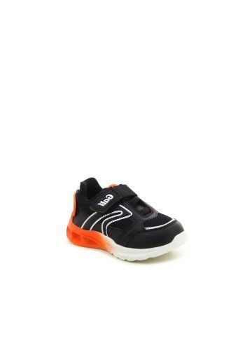 נעלי ספורט מדליקות סוליה צבעונית