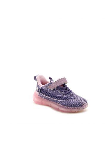 נעלי ספורט סרוגות סולייה שקפקפה