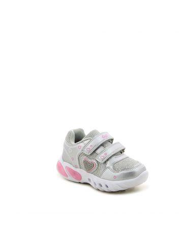 נעלי ספורט לבבות נוצצים