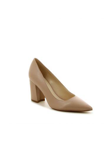 CARA נעלי עקב בלוק אלגנטיות