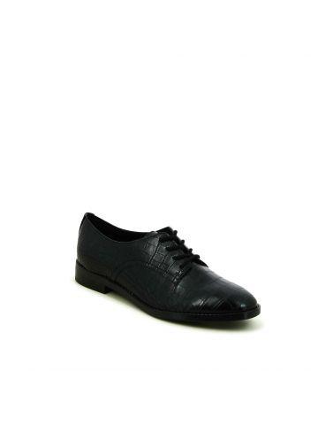 נעלי אוקספורד עם שרוכים