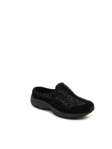 נעלי נוחות שטוחות חצי פתוחות