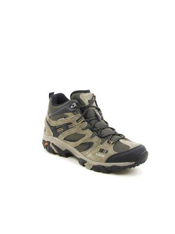 נעלי הליכה וטיולים לגברים HI TEC RAVUS VENT MID WP