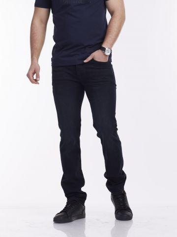 ג'ינס ROOK סקיני שחור