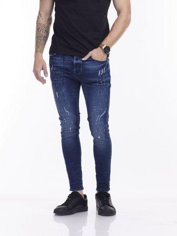ג'ינס ג'וג כחול COLIN