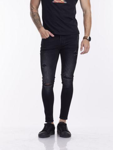 ג'ינס LAD גזרת סלים