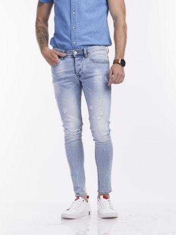 ג'ינס BLUE סלים פיט