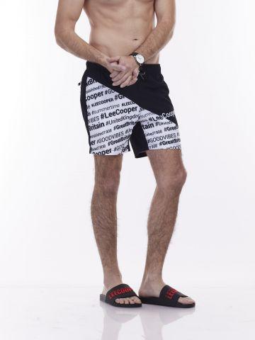 מכנסי גלישה אסימטרי
