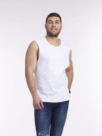 חולצת לוגו LEE_COOPER