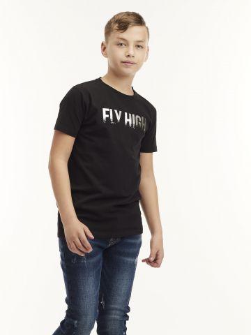 חולצת טי לייקרה
