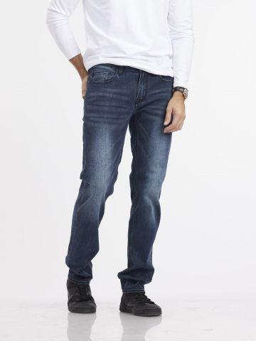 ג'ינס JAMES כחול כהה