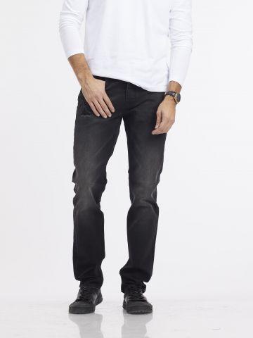 ג'ינס ROOK שחור