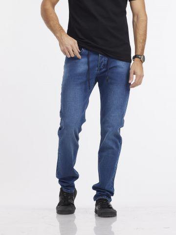 ג'ינס ROOK ג'וג כחול