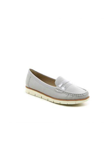 נעלי מוקסין קולג' שטוחות