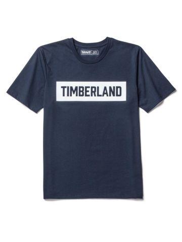 טי שירט אופנתית לגברים Timberland