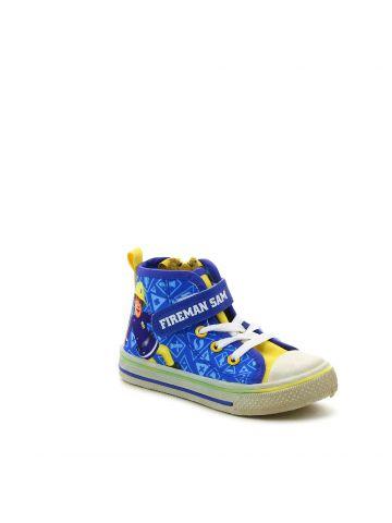 נעלי סניקרס גבוהות סמי הכבאי