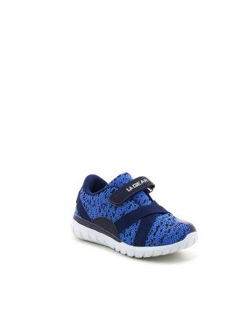 נעלי ספורט סרוגות תכלת