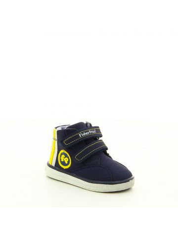 נעליים גבוהות בצבע כחול