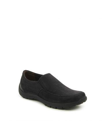 נעלי נוחות חומות במראה אלגנט