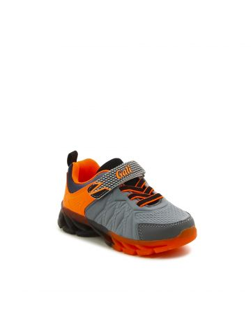 נעלי ג'וגינג פנסים אפור