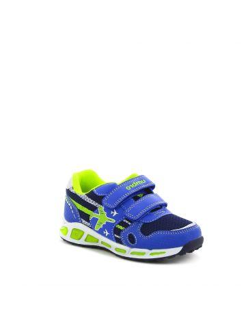 נעלי ספורט מטוסים בצבע כחול