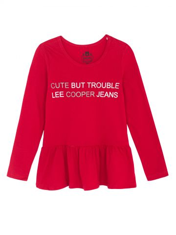 חולצת טי סיומת מלמלה