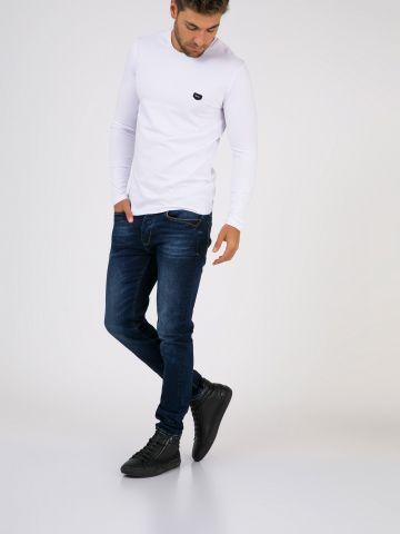 MARTIN סקיני ג'ינס רפוי