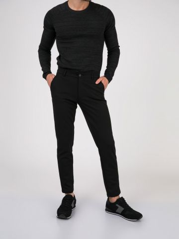 מכנס אלגנט שחור