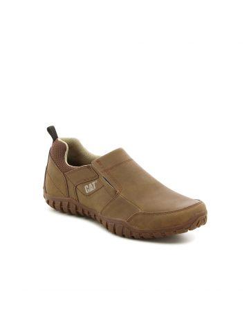 נעלי סליפ און נוחות חומות
