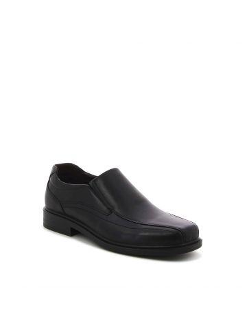 נעלי נוחות סירה שחורות