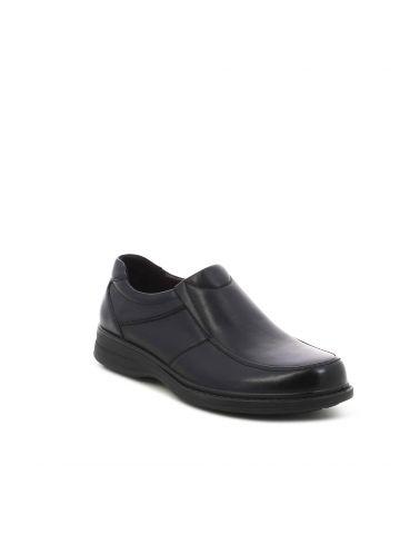 נעלי סירה שחורות קלאסיות