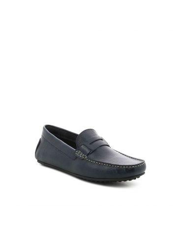 נעלי מוקסין נייבי לגברים