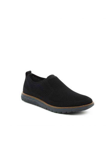 נעלי רשת נמוכות בצבע שחור