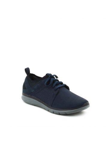 נעלי קז'ואל נמוכות בצבע נייבי