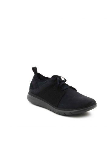 נעלי קז'ואל נמוכות בצבע שחור