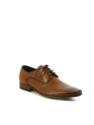 נעלי אלגנט מחוייטות חומות