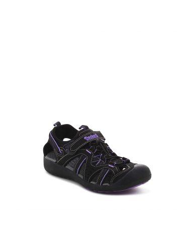 נעלי הליכה ספורטיביות שחרות