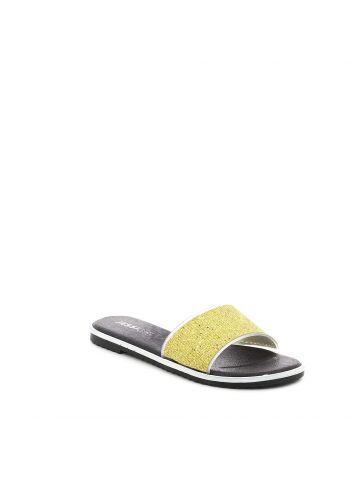 כפכפי מיול גלאם בצבע זהב